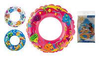 Paquete De 3 Intex Niños Piscina Inflable Infantil Playa Nadar Anillo Flotador -  - ebay.es
