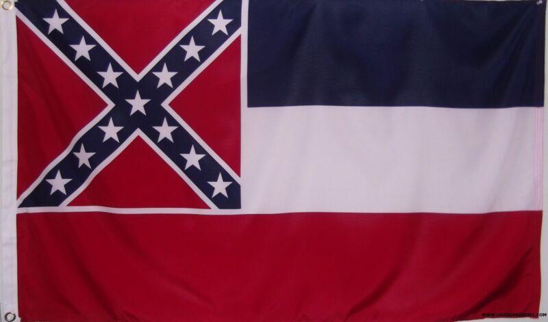MISSISSIPPI STATE FLAG  3