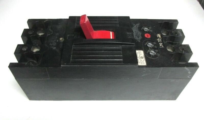 * General Electric Circuit Breakers Cat# THFK236070 w/ 70A Trip... VA-83