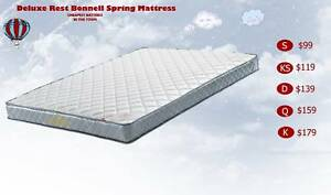CHEAPEST MATTRESS GUARANTEED## All SIZES ##- Inner/Bonnel Spring