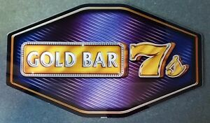 gold bar 7 slot machines