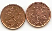 Canadian Cent Set