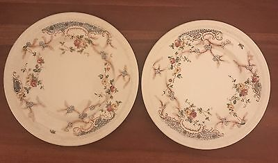 2 Copeland Spode Helena Bread and Butter Plates