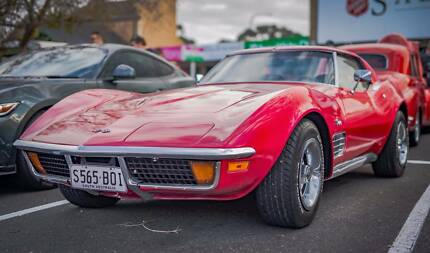 Corvette Stingray Hackham Morphett Vale Area Preview