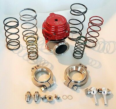 TIAL WASTEGATE MVS 38MM EXTERNAL 3 TO 17 BAR ALL SPRINGS RED
