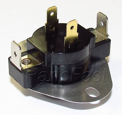 3387134  Dryer Thermostat For Whirlpool Kenmore Sears Roper Kitchenaid Maytag