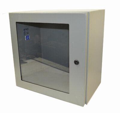 Hubbell Wiegmann N412202012wc Panelboard Enclosure Industrial 4123r 20x20x12