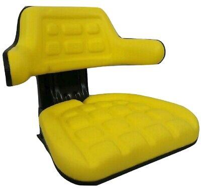 Yellow John Deere 2530 2550 2555 2630 2640 Universaltractor Suspension Seat Iep