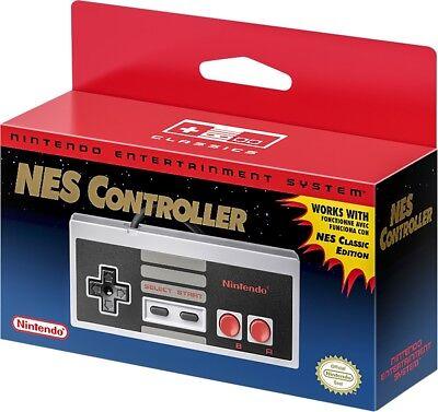 GENUINE Nintendo NES Classic Mini Edition Controller. Brand New. Free Shipping.