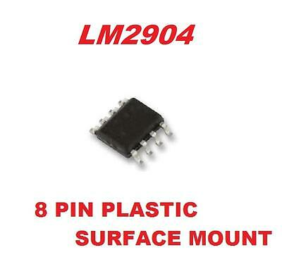 Lm2904m Lm2904 Op Amp Dual Low Power Amp 8-soic Qty 25  New