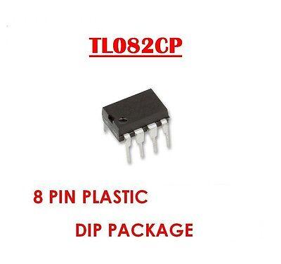 Tl082cp Tl082 Jfet-input Opertionalamplifiers Qty 25