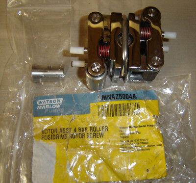 Watson Marlow Mnaz5004a Rotor Assembly Posidrive Pump New