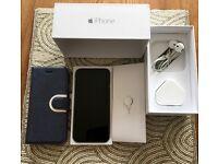 Apple iPhone 6 black/silver 16gb in original box