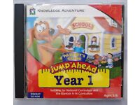 Jump Ahead: Year 1 Parent's Guide Ages 5-6 (PC: Windows) CD-ROM