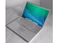 "17"" Apple MacBook Pro 2.33Ghz 2GB 250GB HD Logic Pro 9 Ableton Traktor DJ Adobe CS6 Microsoft Office"