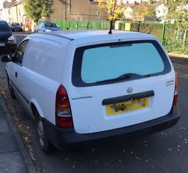 2005 Vauxhall Astra van 1700 cdti