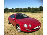 Toyota Celica ST. Full MOT and x2 owners