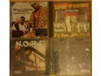 4 Hip Hop Albums