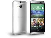 HTC One (M8) 16GB Silver Unlocked