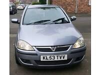 Vauxhall Corsa 1.2 petrol 58 k