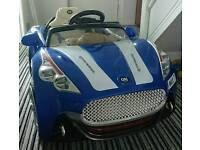 Battery Car 12v Maserati style