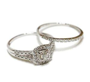 CLASSIC DIAMOND ENGAGEMENT RINGS SETS - JUST IN TIME FOR VALENTINE'S DAY