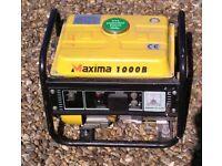 Maxina 1000B Petrol Generator