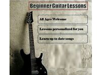 Learn guitar or piano