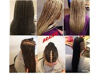 BRAID, WEAVES, CORNROWS, PICK AND DROP ........... ALL AT AN AFFORDABLE PRICE OF £50 ONLY