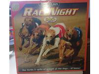 Race Night DVD game – brand new