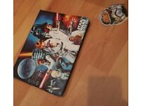 Star Wars Ipad Tablet Case, Genuine Disney, Brand New with Tags