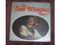 Slim Whitman Box Set of 6 Tapes