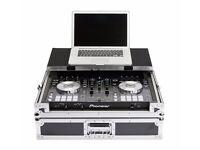 MAGMA DJ CONTROLLER FLIGHTCASE FOR PIONEER DDJ-SR/RR