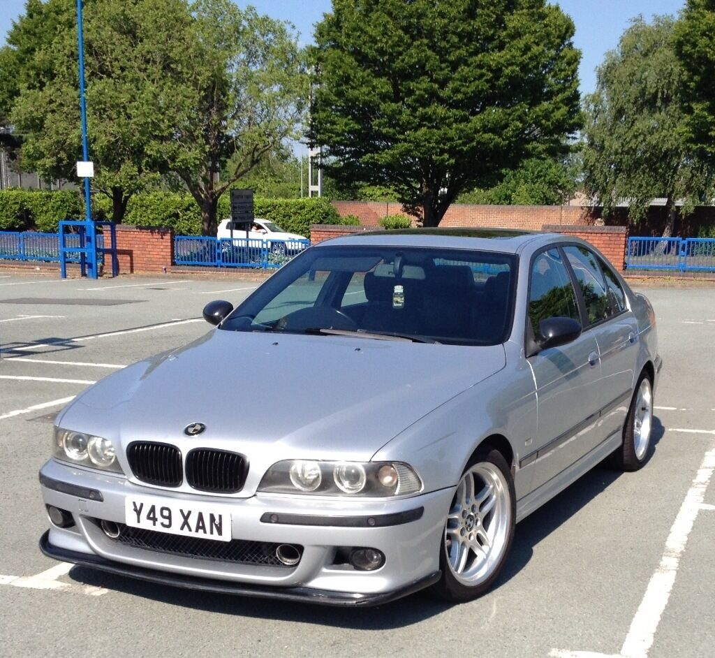2001 BMW 525i Sport Auto MOT August 31st 2017 FSH genuine sport ...