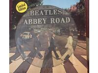 Limited Edition: The Beatles Abbey Road [12 inch Picture Vinyl] 1979