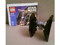 LEGO Star Wars 3219 Mini Tie Fighter 2002.