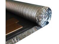 Sonic Silver 5mm Laminate Flooring Underlay