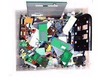 Assorted lego block 8.2 plus
