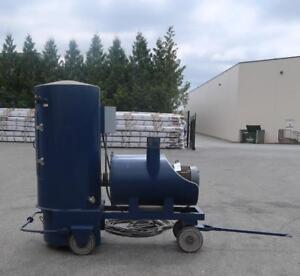SPENCER Industravac Industrial Vacuum