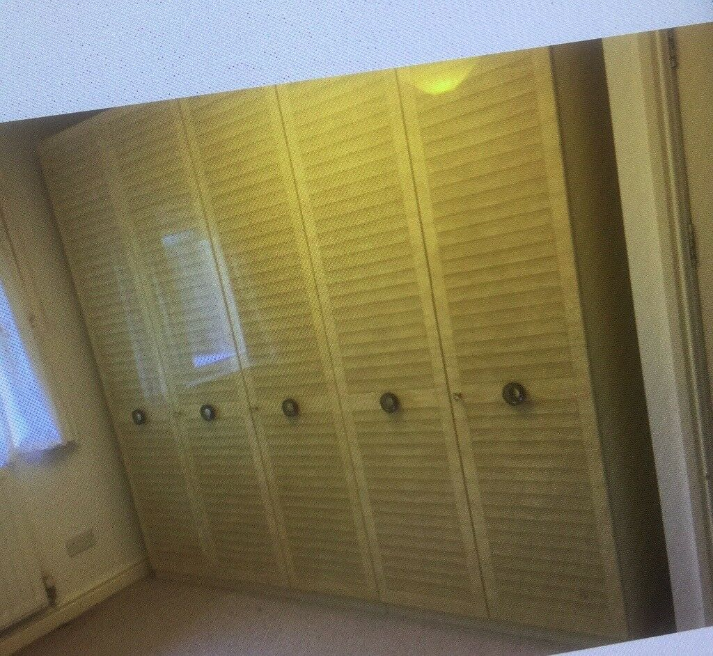 3 Panel Wardrobe relocation sale