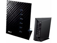 ASUS RT-N56U Dual-band (2.4 GHz / 5 GHz) Gigabit Ethernet wireless router