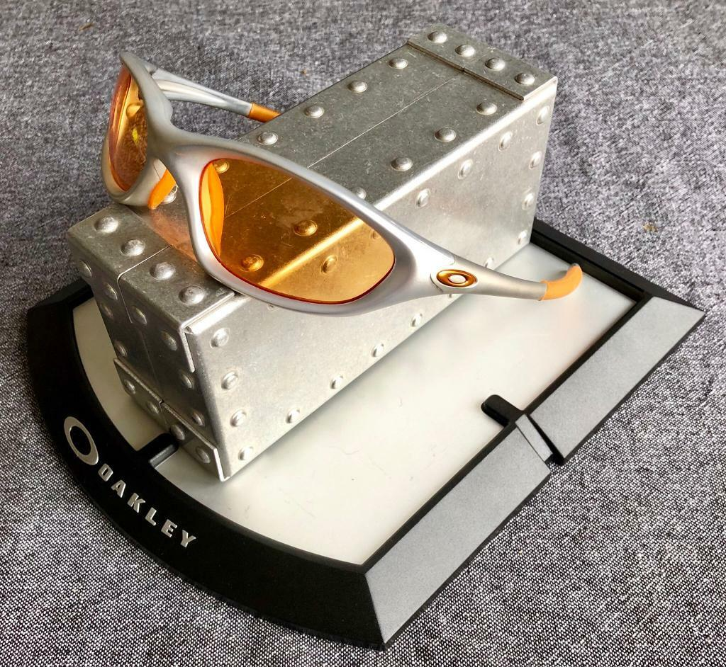 d92ccb9f443e Oakley XX Twenty Sunglasses New Persimmon Lenses | in Dewsbury ...