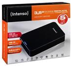 Intenso Memory Center Desktop Harddisk 5 TB