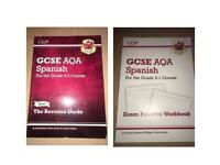 GCSE AQA Spanish revision guide and workbook