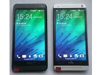 HTC One M7, 32GB, Mint Condition Like NEW, Unlocked to all Network