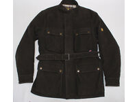 "Belstaff Roadmaster Woolen Jacket XXL 46"" Chest"