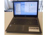Acer Aspire E5-573 15.6-Inch Notebook Core i5-5200U 2.2 GHz, 6 GB RAM, 500 HDD, Webcam, Win 8.1