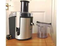 Philips Juicer -Aluminium Collection (HR1861)