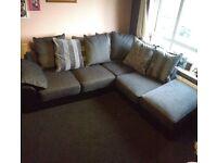 Corner sofa / 2 seater and 3 seater