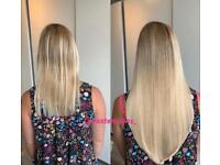 MAY OFFER, LUXURY MOBILE LONDON HAIR EXTENSIONS!! Nano rings |Micro rings|Keratin Bonds|Tapein